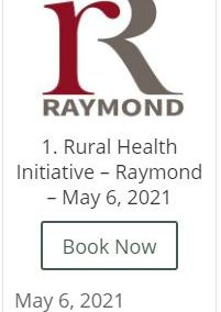 Rural Health Initiative – Town of Raymond – May 6, 2021
